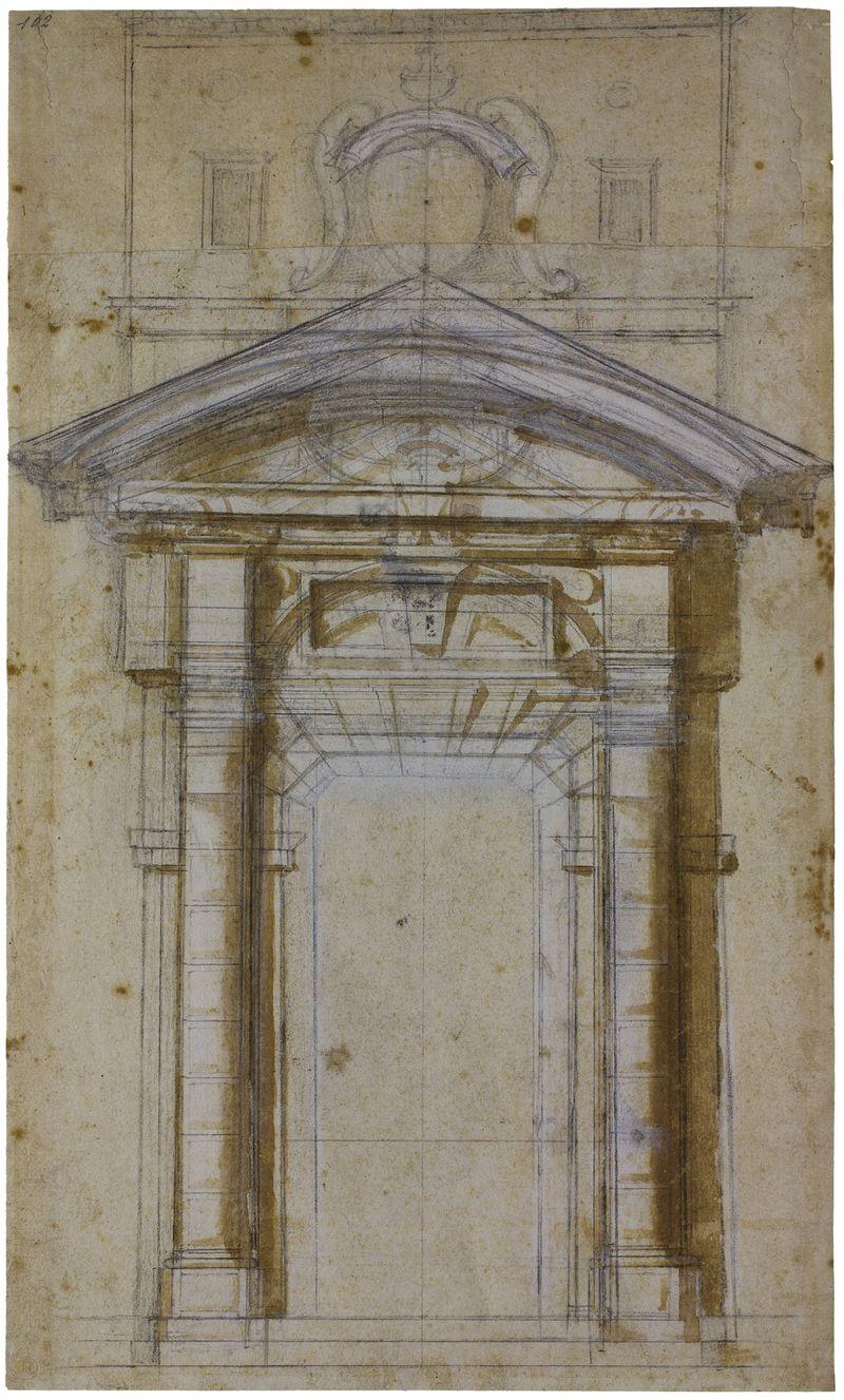 08-study-for-the-porta-pia-in-rome
